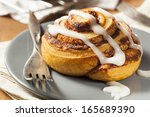 Homemade Cinnamon Roll Pastry...