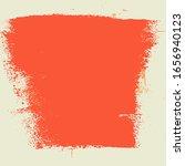 grunge background texture... | Shutterstock . vector #1656940123