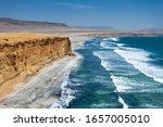 Cliff Ocean View Paracas...
