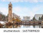Spokane  Washington  Usa  ...