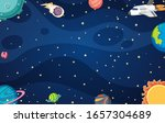 background template design with ... | Shutterstock .eps vector #1657304689