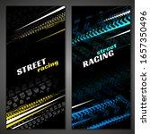 vector automotive banners... | Shutterstock .eps vector #1657350496