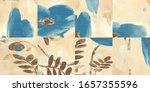 colorful digital wall tiles...   Shutterstock . vector #1657355596