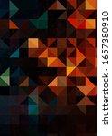 abstract geometric art modern... | Shutterstock . vector #1657380910