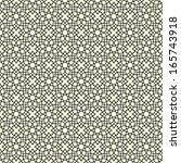 ornamental pattern. arabic...   Shutterstock .eps vector #165743918