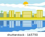 reflections | Shutterstock . vector #165750