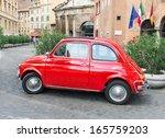 Rome   October 12  Fiat 500...
