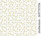 abstract seamless pattern.... | Shutterstock .eps vector #1657737256