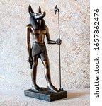 Anubis  Egyptian Statue  God ...