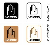 """""""handmade"""" item  crafted by a... 