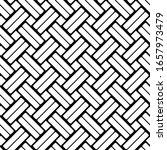 Weave Seamless Pattern. Woven...