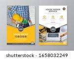 corporate construction tools... | Shutterstock .eps vector #1658032249