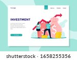 business investment vector...