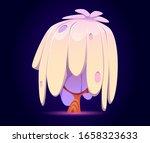 fantasy tree  alien or magic... | Shutterstock .eps vector #1658323633