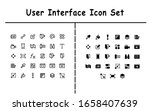 two sets of user interface...