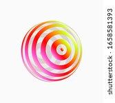 color logo design  abstract...   Shutterstock .eps vector #1658581393