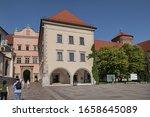 krakow  poland   august 19 ... | Shutterstock . vector #1658645089