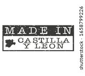 Made In Castile And Le N  Spain....
