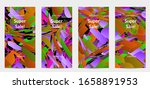 abstract social media template... | Shutterstock .eps vector #1658891953