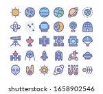 set universe icon outline color ...