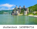 The Old Medieval Golubac...