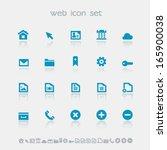 modern simple flat design web...