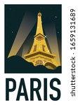 The Eiffel Tower Illuminations...