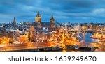 Amsterdam  Netherlands Town...