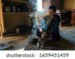 Lohajung  Uttarakhand   April...