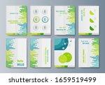 header design for flyer  book ... | Shutterstock .eps vector #1659519499