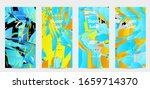 abstract social media template... | Shutterstock .eps vector #1659714370