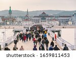 Sopot Pier Molo In The City Of...