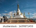 Wat Chom Kitti  Mae Sariang