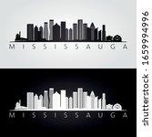 mississauga skyline and...   Shutterstock .eps vector #1659994996