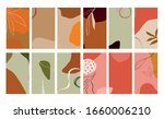 creative collage templates with ... | Shutterstock .eps vector #1660006210