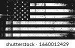 grunge usa flag. original... | Shutterstock .eps vector #1660012429
