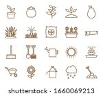 line style icon set design ... | Shutterstock .eps vector #1660069213