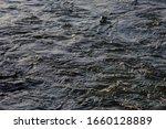 Rushing Stream Rapid Current...