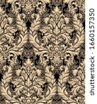 Graphic Vector Ornament  Damask ...