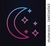 moon and stars nolan icon....