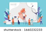 research scientist. science... | Shutterstock .eps vector #1660232233