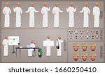 arab oman businessman or office ...   Shutterstock .eps vector #1660250410