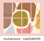 abstract banner  contemporary... | Shutterstock .eps vector #1660284550