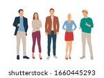 set of men and women  different ...   Shutterstock .eps vector #1660445293