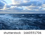 Stormy Weather And Waves In The ...