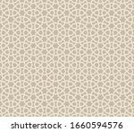 abstract seamless pattern.... | Shutterstock .eps vector #1660594576