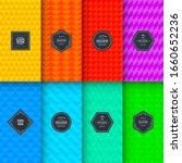 cute bright seamless pattern... | Shutterstock .eps vector #1660652236