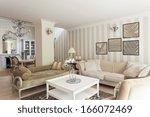 vintage mansion   a stylish... | Shutterstock . vector #166072469