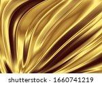golden abstract   background ... | Shutterstock . vector #1660741219