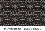 pattern with with stripes ... | Shutterstock .eps vector #1660755010